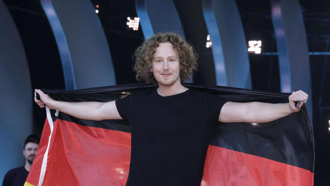 Michael Schulte singt für Deutschland beim ESC 2018. Beendet er unsere Seuchenjahre beim Eurovision Song Contest?