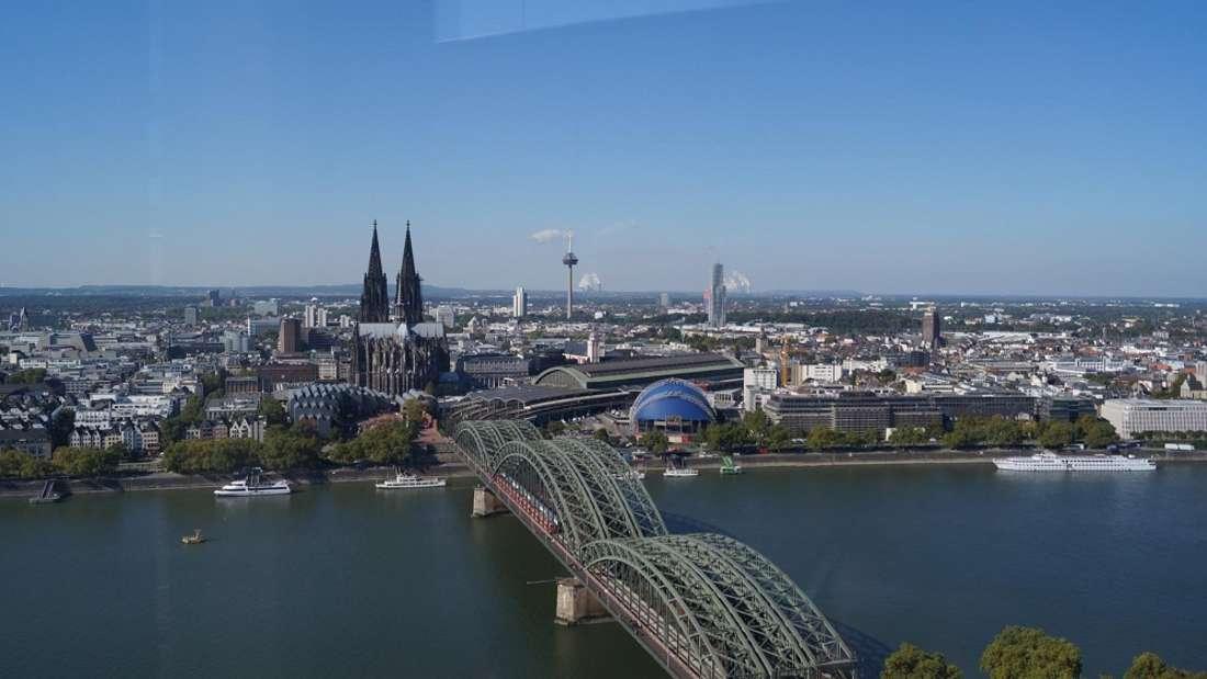 Köln liegt deutschlandweit in den Top Ten der beliebtesten Reiseziele.