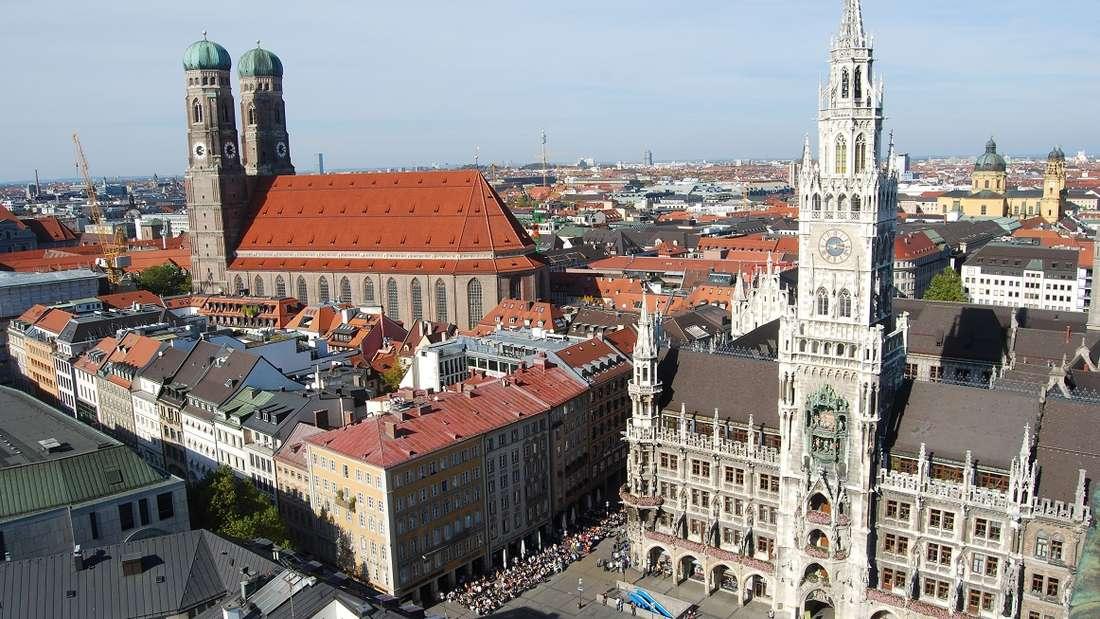 München hat bei deutschen Reisezielen die Nase vorne.