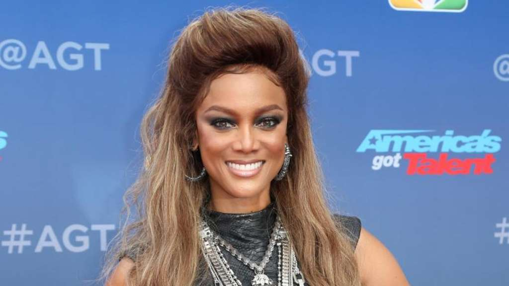 Tyra Banks hat gut lachen. Foto: Willy Sanjuan