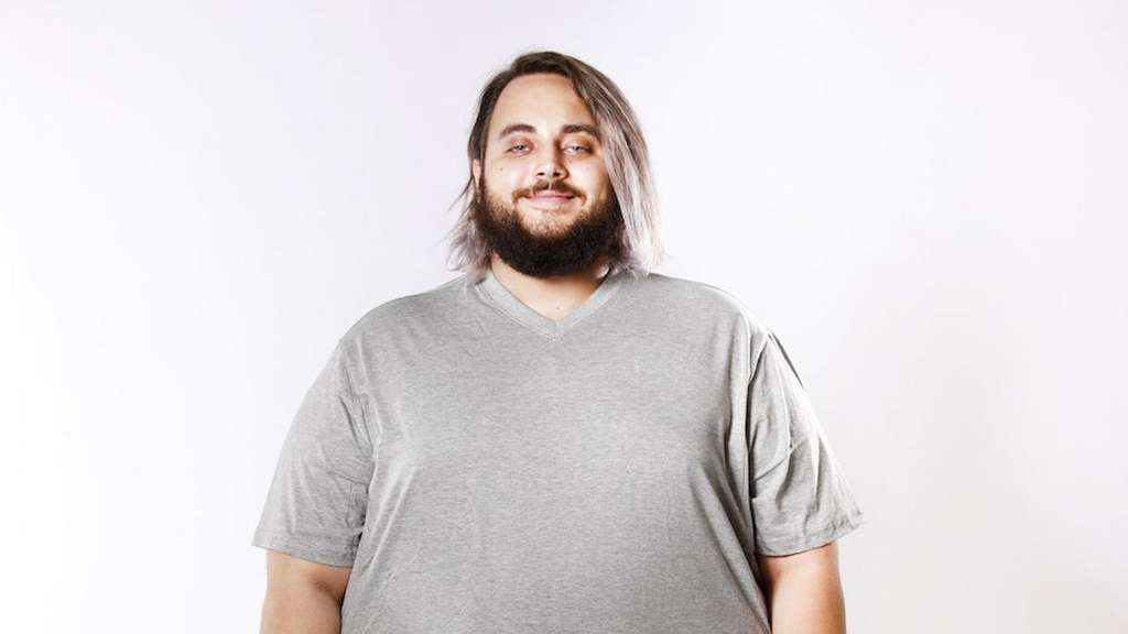 "Christos aus Ketsch bei ""The Biggest Loser""."