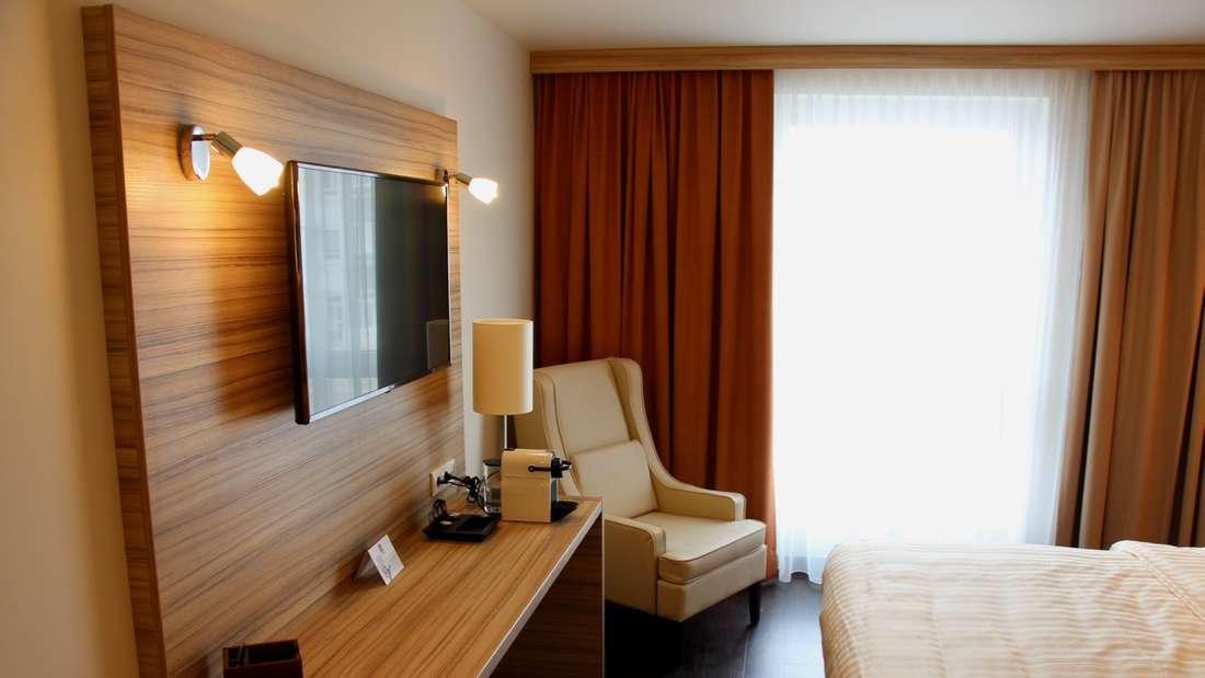 Am Dienstag (17. April 2018) eröffnet das Star Inn Premium-Hotel an der Speyerer Straße und wird mit 400 Betten das größte Hotel Heidelbergs. © HEIDELBERG24/Florian Römer
