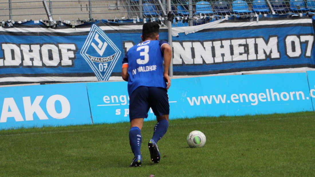 Hassan Amin könnte gegen die Kickers Offenbach in die Startelf zurückkehren.