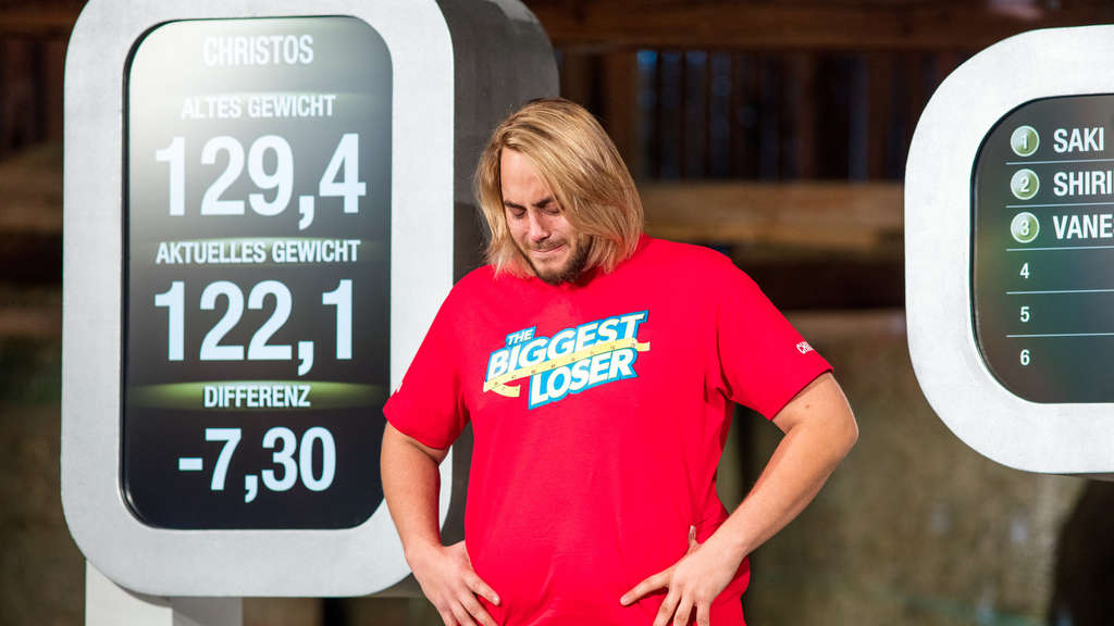 """The Biggest Loser"" – das Finale am 22. April um 20:15 Uhr in SAT.1"