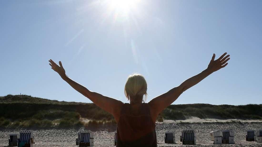 Sonne, Strand, Liebe - und Erinnerungen in Form von Fotos.