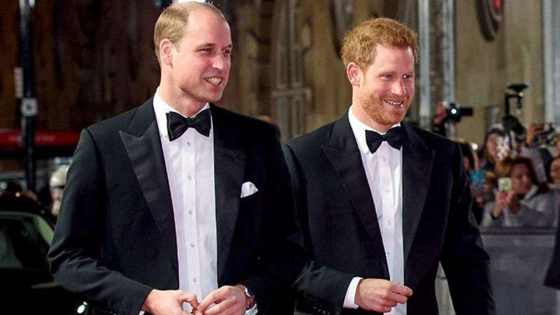 Harry heiratet und William ist der Trauzeuge. Foto: Matt Crossick/PA Wire
