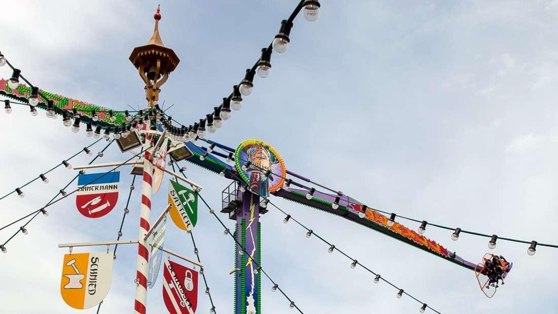 Vom 28. April bis 13. Mai findet auf dem Neuen Messplatz wieder die traditionelle Maimess statt.