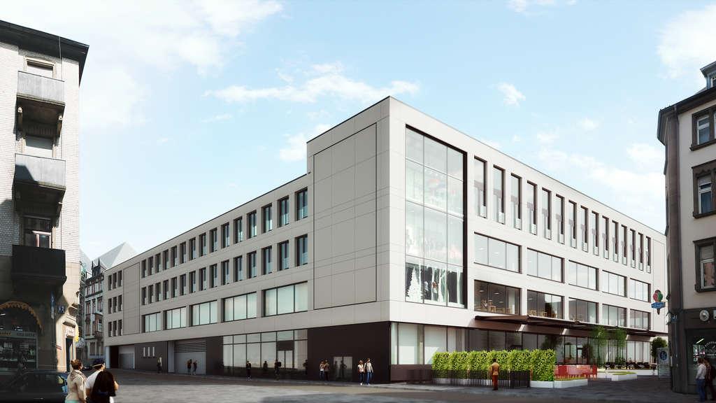 mannheim innenstadt ehemaliges m belhaus m max in breiten. Black Bedroom Furniture Sets. Home Design Ideas