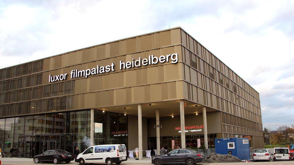 Heidelberg-Bahnstadt: Kino Luxor-Filmpalast eröffnet im