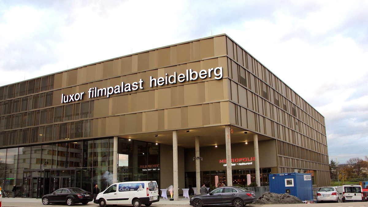 Kinoprogramm Wiesloch Walldorf Luxor Filmpalast