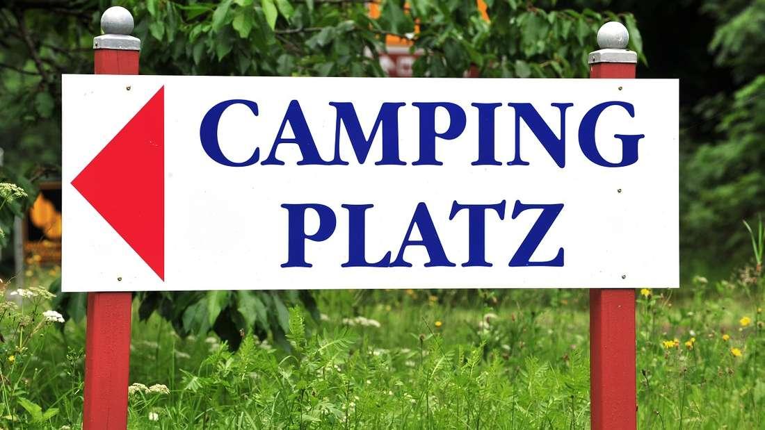 Wer campen will, sollte vorbereitet sein.