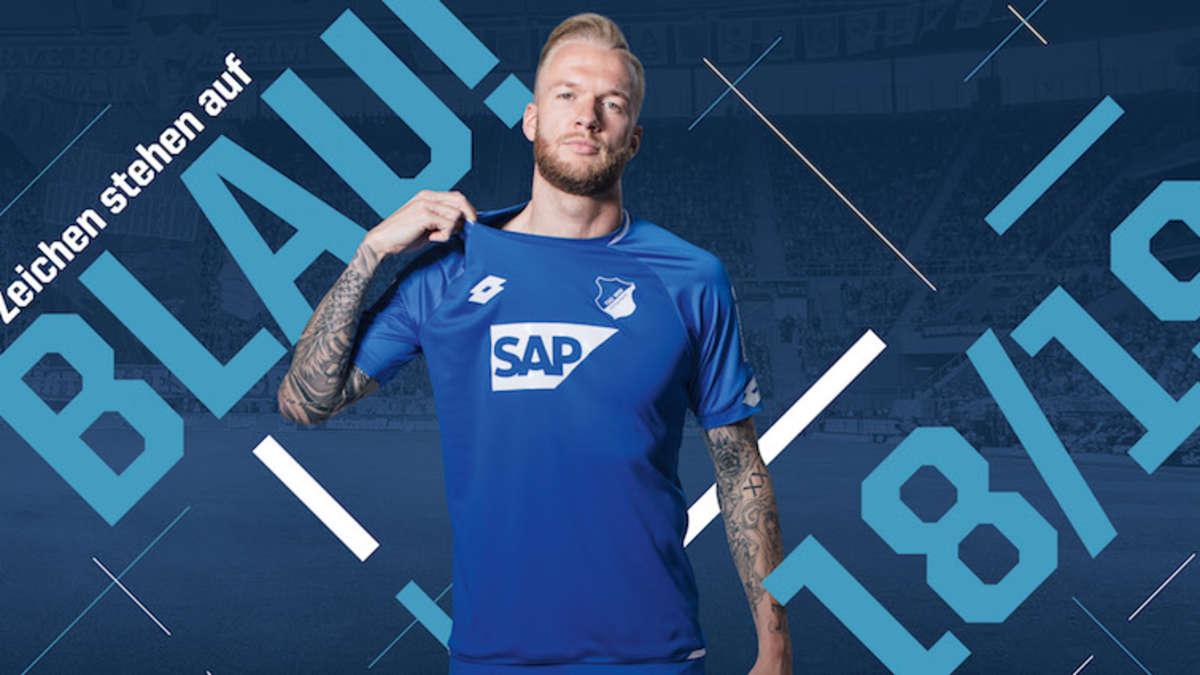 Tsg 1899 Hoffenheim Das Ist Das Trikot Für Die Saison 201819 Tsg