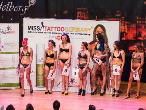 Fotos: Tattoo Convention 2018