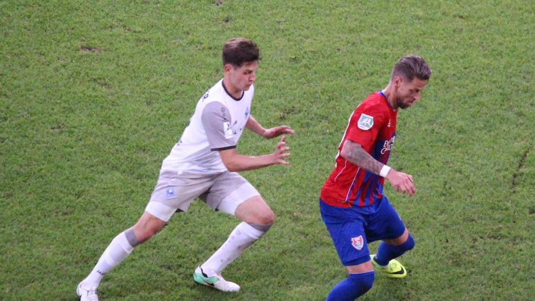Aufstiegshinspie in Duisburg: KFC Uerdingen – SV Waldhof Mannheim 1:0 (0:0)