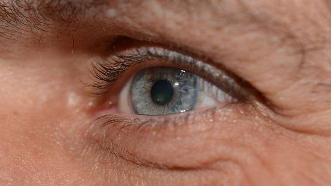 Erweiterte Pupillen sind ein Zeichen für Angst und sollen so besser zur Flucht verhelfen. Gegen diesen Augen-Reflex können Sie natürlich nicht wirklich etwas machen.