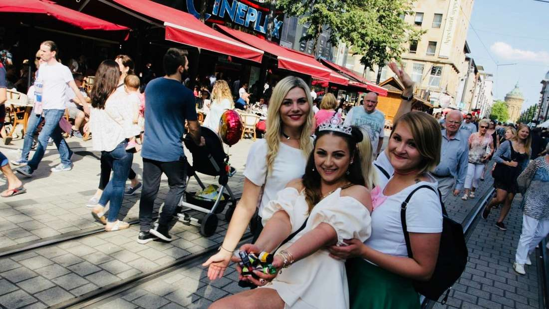 Mannheimer Stadtfest 2018