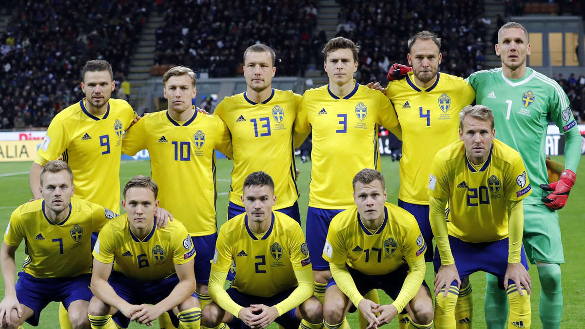 Wm Kader Schweden 2020