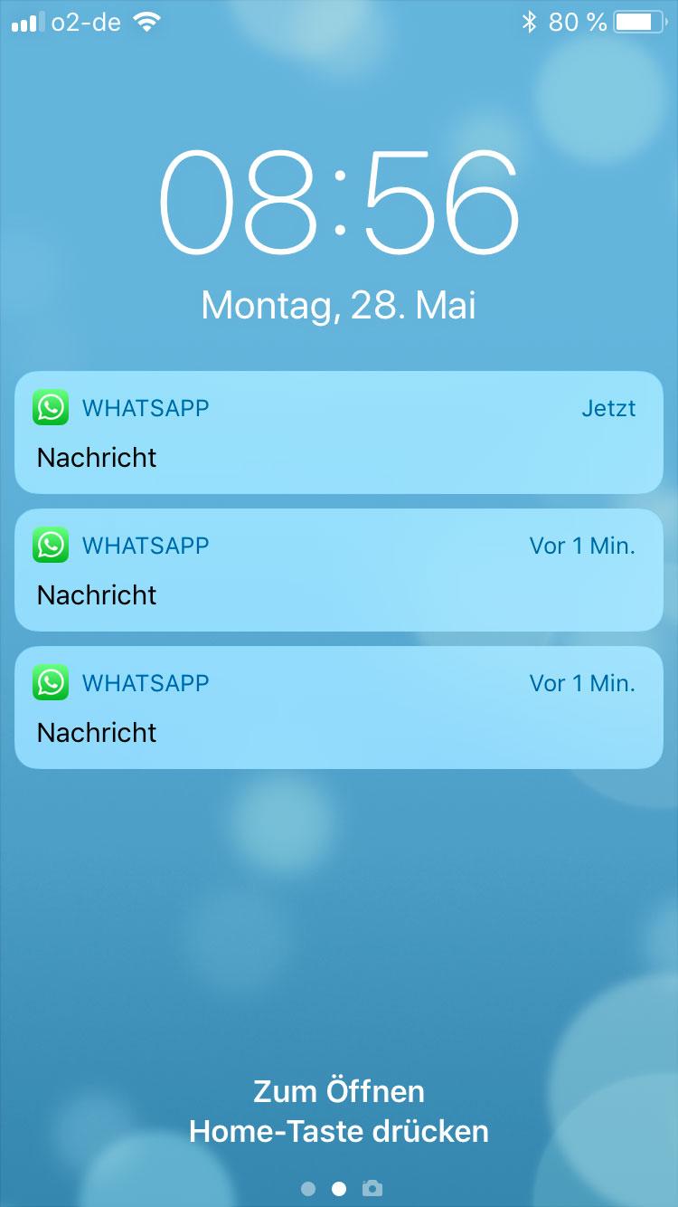 Whatsapp Code Kommt Nicht An