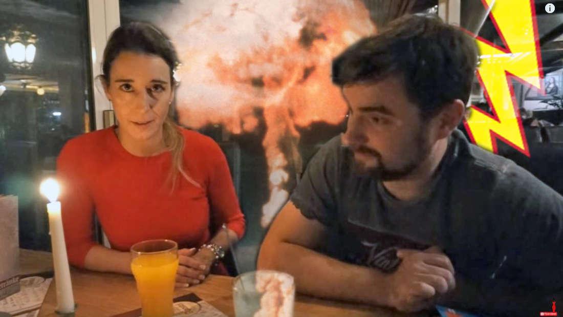 """Zwei ehemaligen Kandidaten der Vox-Show """"First Dates"""" erzählen Geheimnisse der Show."""