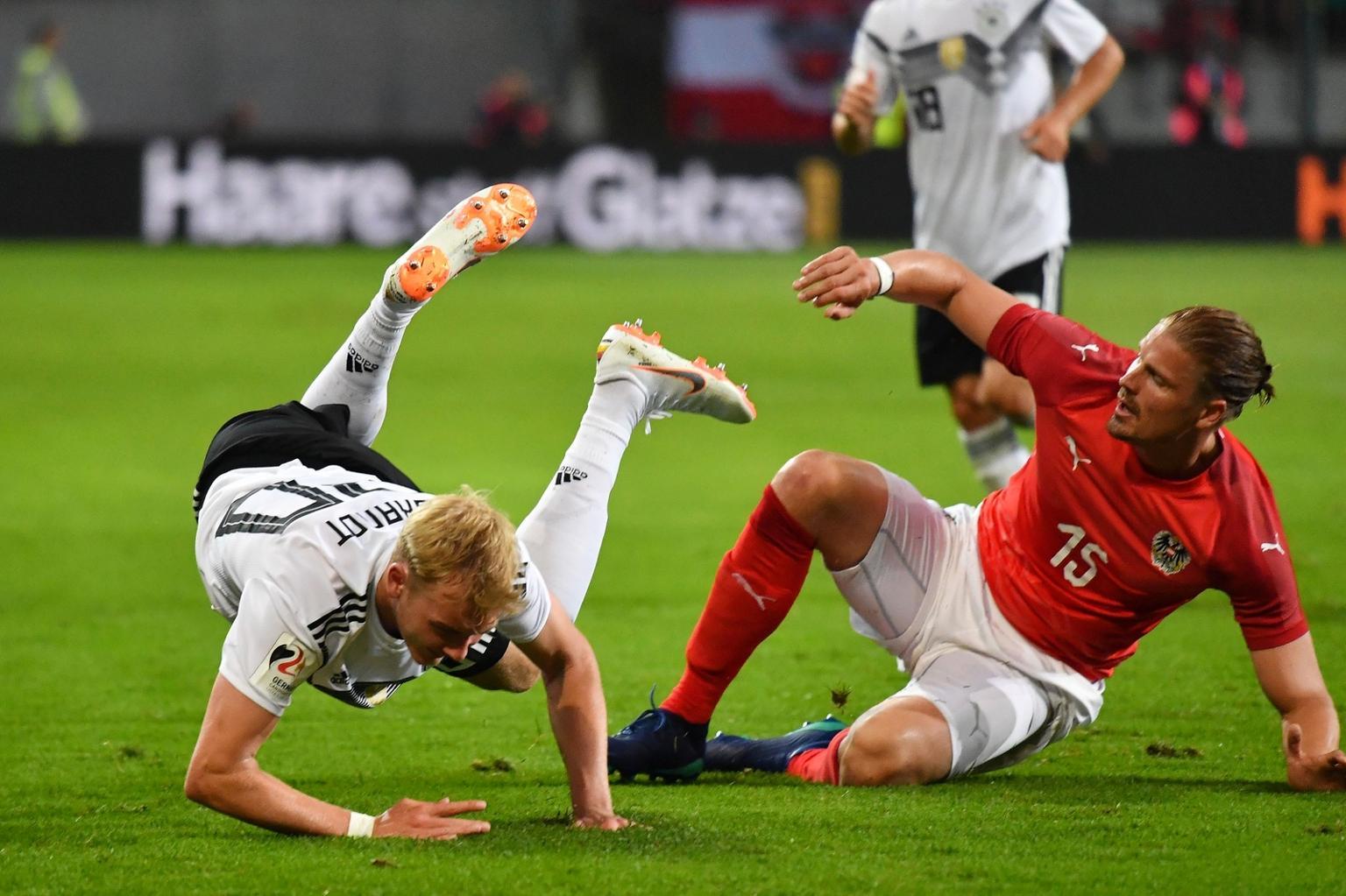 Deutschland österreich Testspiel