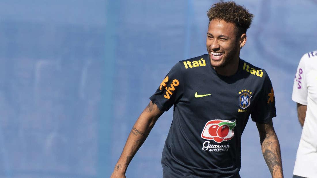 WM 2018: Wird Neymar der Spieler mit den meisten Toren?