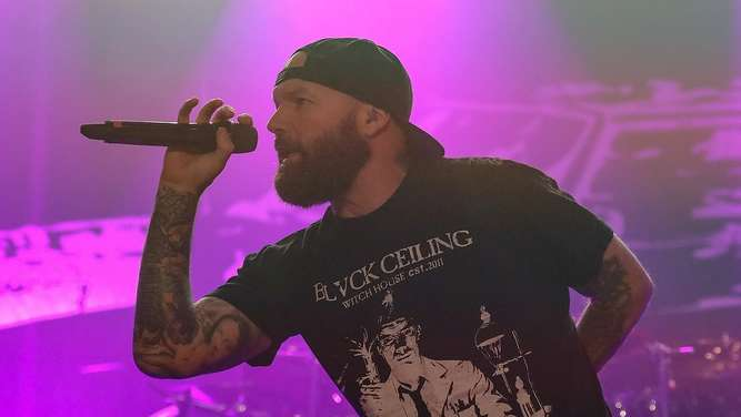 """The atmosphere here is amazing"": Limp Bizkit live beim Zeltfestival"