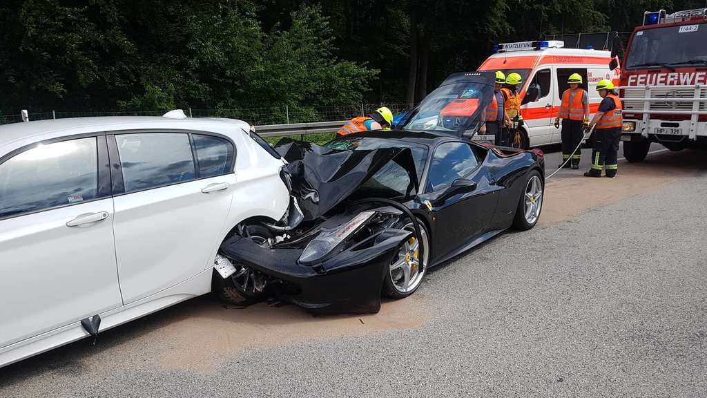 Unfall A67 Heute