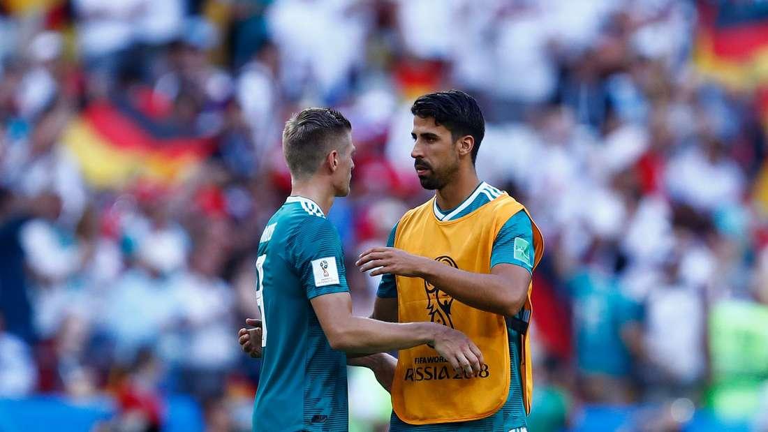 WM 2018, Rücktritte