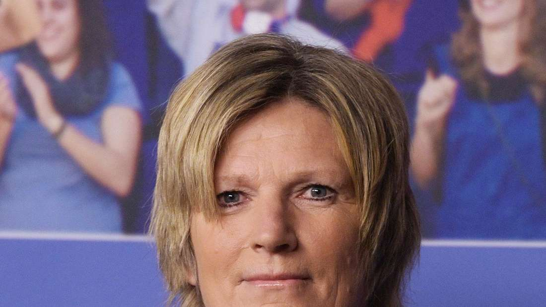 Claudia Neumann kommentiert für das ZDF die Spiele bei der Fußball-WM.