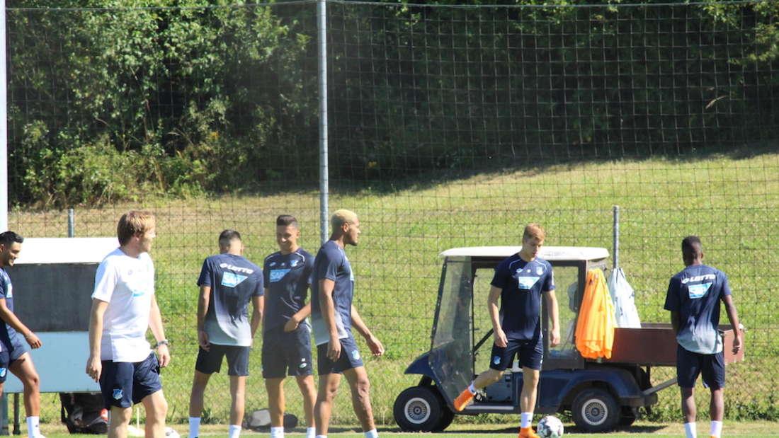 Die TSG Hoffenheim ist in die Vorbereitung für die kommende Saison gestartet.