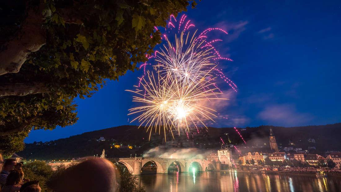 Auch dieses Mal ist das Feuerwerk wieder ein Traum für Jung und Alt.