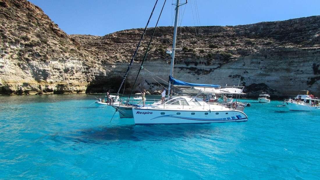 9. Spiaggia dei Conigli, Lampedusa, Italien