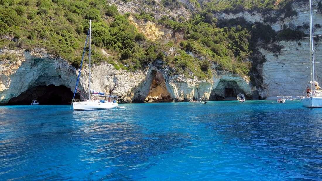 4. Voutoumi, Anti Paxos, Griechenland