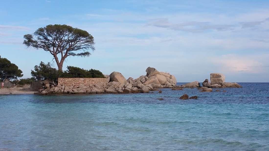 1. Plage de Palombaggia, Korsika, Frankreich