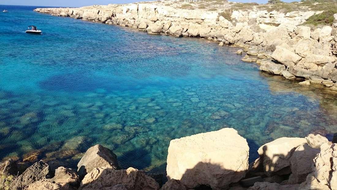 7. Fig Tree Bay, Protaras, Zypern