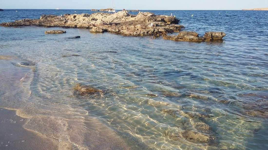 5. Playa de ses Illetes, Formentera, Spanien