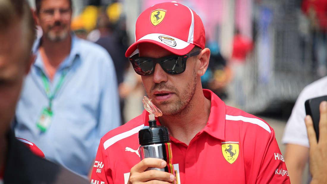 Formel-1-Rennen auf dem Hockenheimring: Lewis Hamilton gewinnt Regen-Schlacht, Sebastian Vettel baut Unfall.