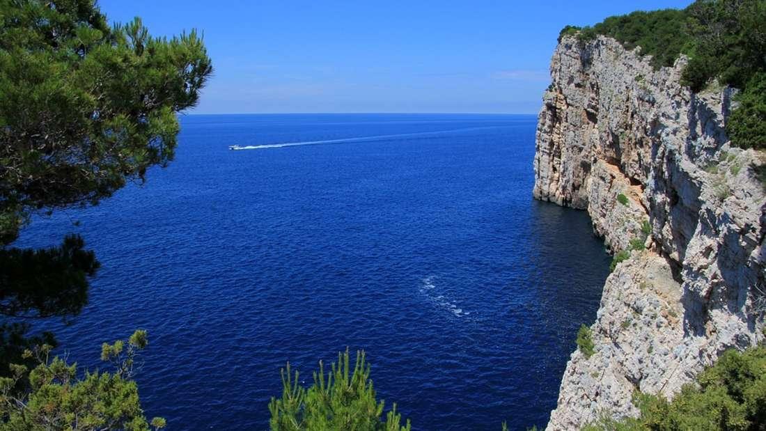 Kornat, Insel vor Šibenik, Kroatien