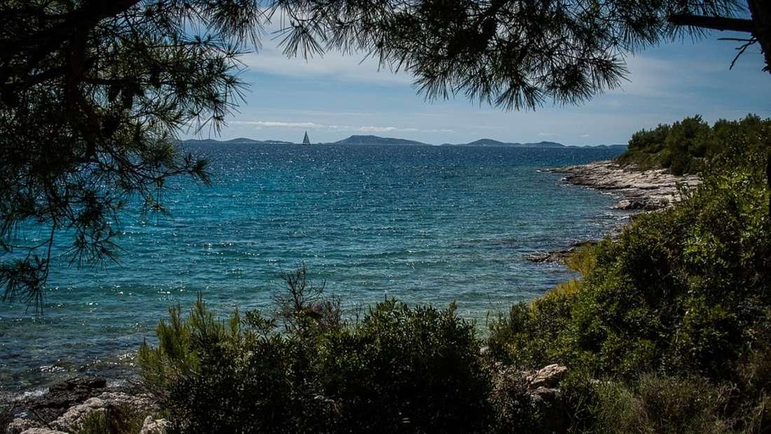 Murter, Insel vor Šibenik, Kroatien