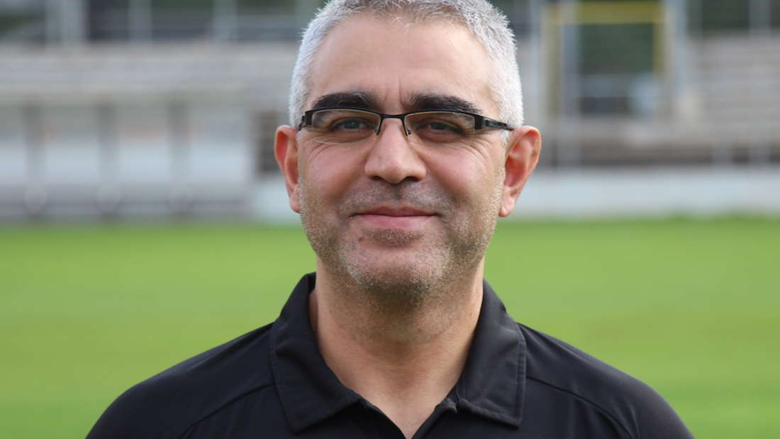 Team-Manager Tahir Yazgan