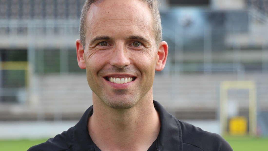Physiotherapeut Markus Müller