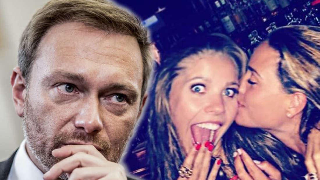 Ganz schön intim! FDP-Chef Christian Lindners Freundin Franca Lehfeldt hat sehr private Fotos im Netz veröffentlicht - wir haben Sie gefunden.