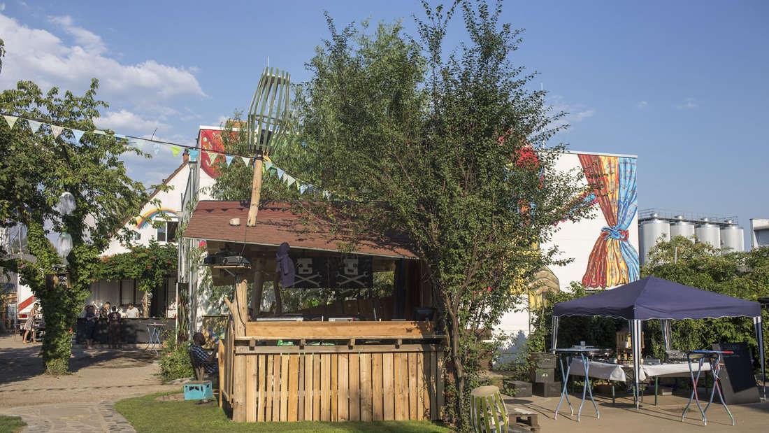 Festivilla Heidelberg 2018/ FOH(Front of House)