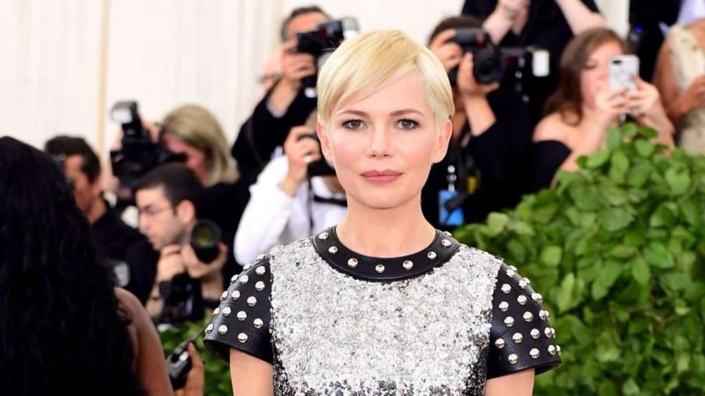 "Michelle Williams bei der ""Met Gala"" 2018. Foto: Ian West"