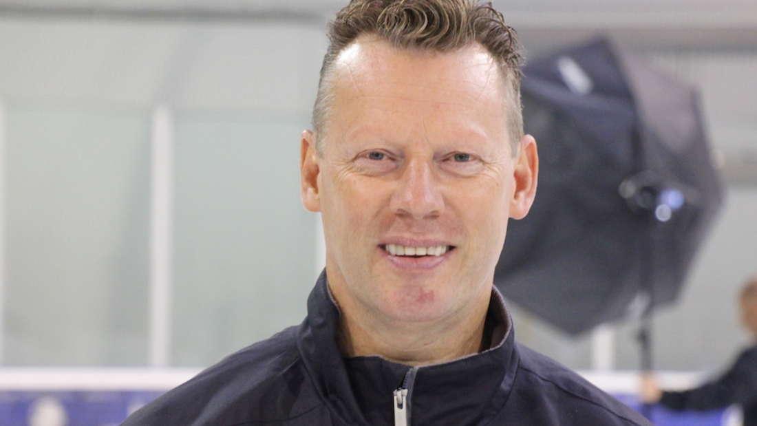 Co-Trainer Mike Pellegrims