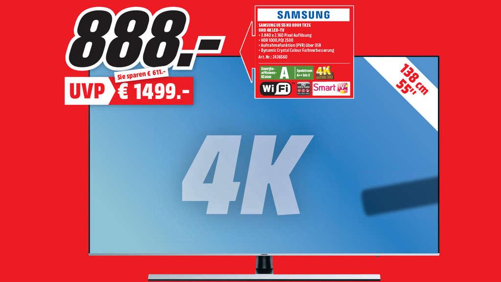 4k tapete samsung fernseher 40 zoll 4k media markt. Black Bedroom Furniture Sets. Home Design Ideas