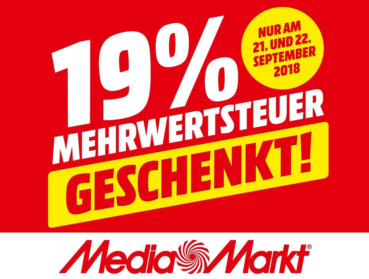 Mediamarkt Sd Karte.Nur Am 21 Und 22 September Mediamarkt Heidelberg Schenkt