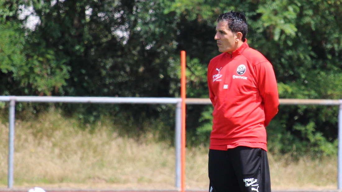 SVS-Trainer Kenan Kocak lässt sich vor dem Saisonstart nicht in die Karten schauen.