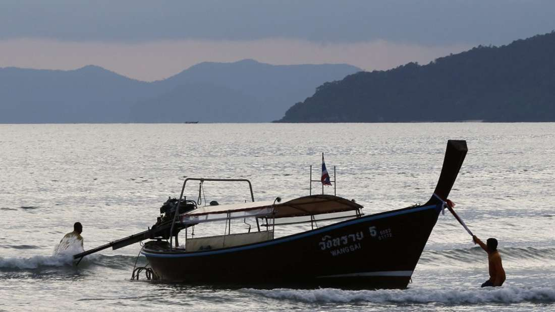 Rai Leh / Ao Nang Bucht, Provinz Krabi