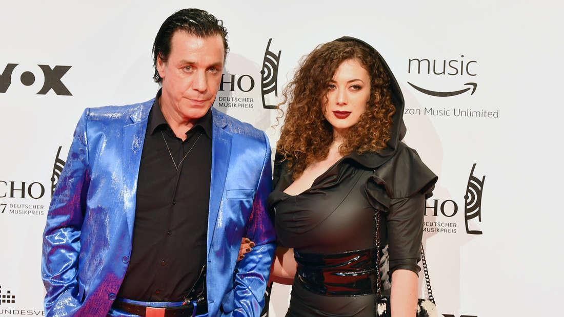 Leila Lowfire war mal die Freundin von Rammstein-Sänger Till Lindemann und ist Kandidatin im Dschungelcamp 2019.